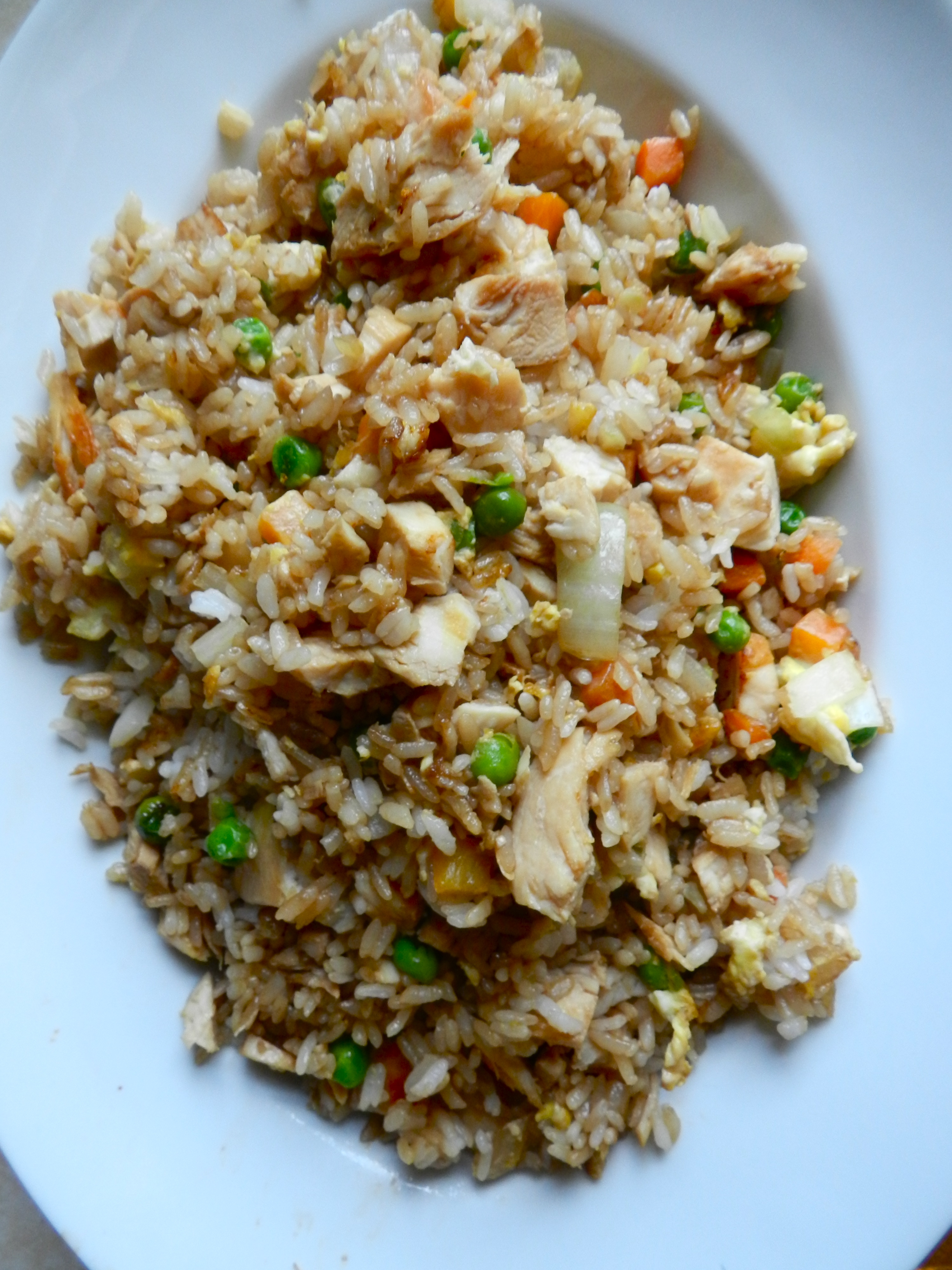Better than takeout chicken fried rice rachel schultz if ccuart Gallery