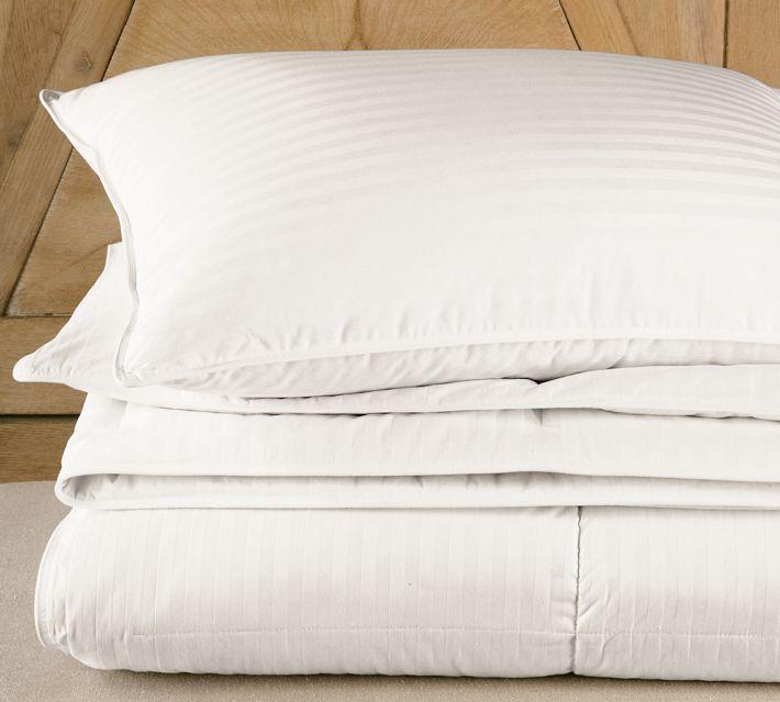 Rachel Schultz Goose Down Comforters